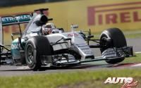 El Imperio de Lewis Hamilton. GP de Japón 2015