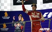 14_Sebastian-Vettel_Podio-GP-Singapur-2015