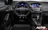 Ford Focus RS III 2016 – Interiores