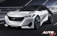 Peugeot Fractal Concept – Exteriores
