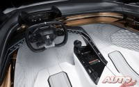 Peugeot Fractal Concept – Interiores
