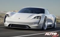 Porsche Mission E Concept Study – Exteriores