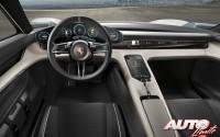 Porsche Mission E Concept Study – Interiores