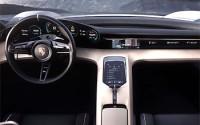 Porsche Mission E Concept Study – Interior