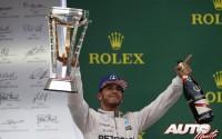 Hamilton, el huracán que barrió Texas. GP EEUU 2015
