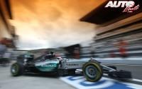Lewis Hamilton, el cosaco. GP de Rusia 2015