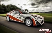 Toyota GT86 CS-R3 Rally – Exteriores