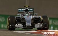Nada nuevo bajo las estrellas. GP de Abu Dhabi 2015
