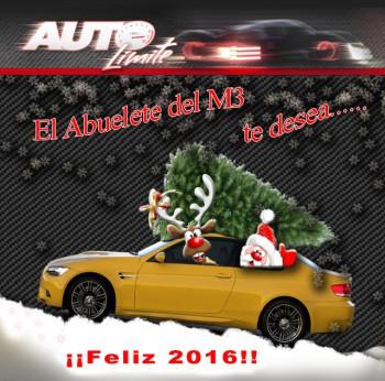 FELICITACION AUTOLIMITE 2015 ABUELETE