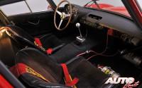 Ferrari 250 GTO, el coche más caro del mundo – Interiores
