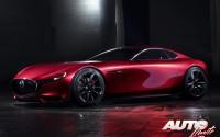 Mazda RX-Vision, el Concept más bello de 2015