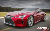 Lexus LC 500 – Exteriores