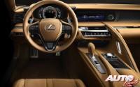 Lexus LC 500 – Interiores