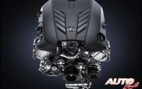 Lexus LC 500 – Técnicas