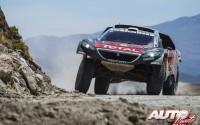 Peugeot 2008 DKR16 – Exteriores