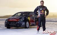 Sébastien Loeb se pasa al Mundial de Rallycross