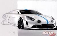 Alpine Vision Concept – Dibujos Alpine Vision