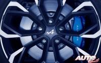 Alpine Vision Concept – Técnicas