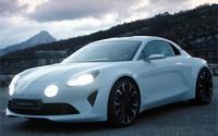 Alpine Vision Concept – Exterior