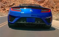 Honda – Acura NSX II – Dinámico