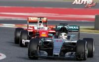 Fórmula 1 2016. Amanece, que no es poco