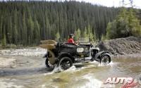 La vuelta al mundo en un Ford T centenario