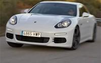 Porsche Panamera Diesel – Dinámico