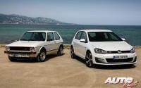 """El Volkswagen Golf GTI ya es un joven """"cuarentón"""""""