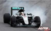 Hamilton vence como los grandes. GP de Canadá 2016