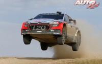 El Rally de Italia 2016 en imágenes