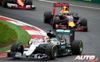 El verano peligroso de Mercedes. GP de Austria 2016