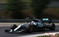 Hamilton desencadenado. GP de Hungría 2016