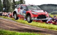 El Rally de Finlandia 2016 en imágenes