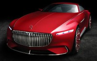 Mercedes-Benz Vision Maybach 6