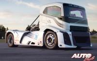 Prestaciones de infarto para un camión de récord
