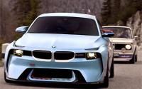 BMW 2002 Hommage – Dinámico