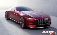 Mercedes-Benz Vision Mercedes-Maybach 6 – Exteriores