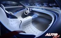 Mercedes-Benz Vision Mercedes-Maybach 6 – Interiores