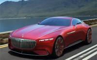 Mercedes-Benz Vision Maybach 6 – Exterior