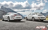Porsche-911-R-2016-vs-911-R-1967_05