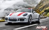 Porsche 911 R 2016 – Exteriores