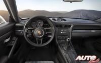 Porsche 911 R 2016 – Interiores