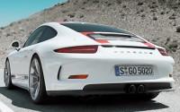 Porsche 911 R 2016 – Dinámico