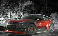 Citroën C3 WRC Concept – Dinámico