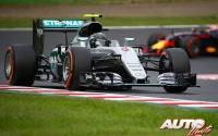Victoria de Rosberg cuesta abajo. GP de Japón 2016