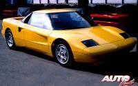 Dos unidades del prototipo Ferrari 408 4RM sirvieron para probar un sistema de tracción a las cuatro ruedas en 1987.