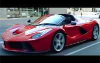 Ferrari LaFerrari Aperta – Dinámico