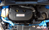 Ford Focus RS III 2.3 EcoBoost – Técnicas