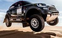 MINI John Cooper Works Rally – Dakar 2017