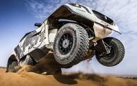 Peugeot 3008 DKR – Dakar 2017